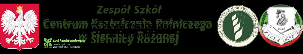 Zespół Szkół Centrum Kształcenia Rolniczego im. Józefa Piłsudskiego w Okszowie